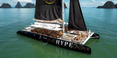 Катамаран Hype Luxury