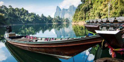 Khao Sok Lake Ceolan