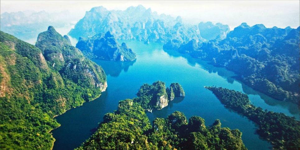 Кхао Сок Озеро Чеолан