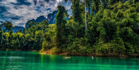 Озеро Чеолан