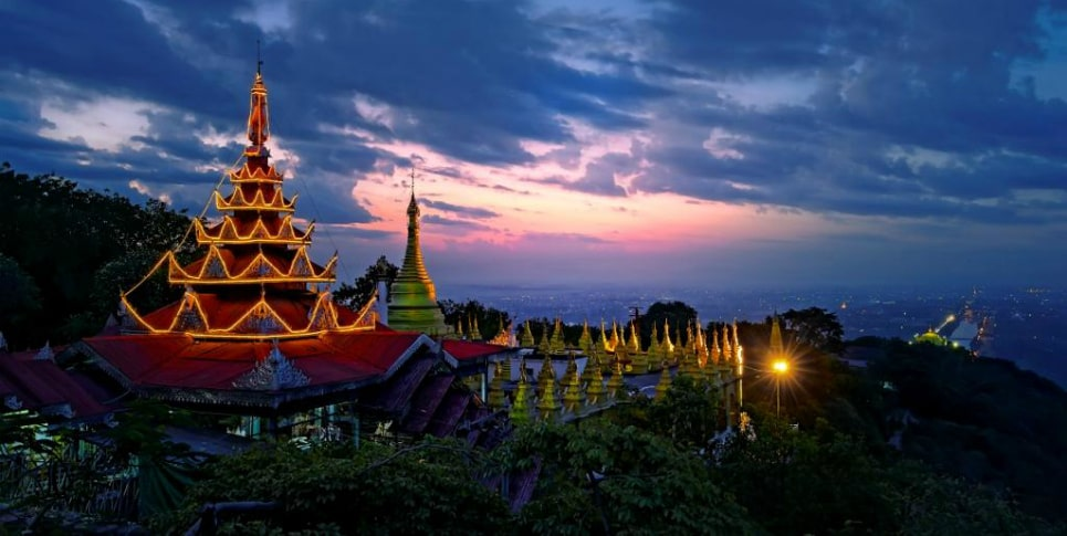 Бирма Мьянма