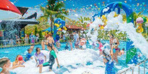 Аквапарк Splash Jungle