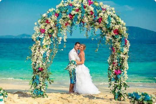 Свадьбы Пхукет