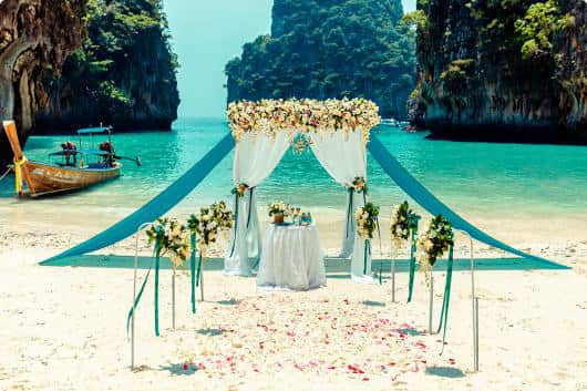 Weddings Phuket